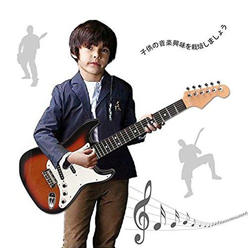 Herasa エレキ ギター  初心者セット  マイク付き...
