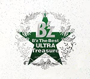 """B'z The Best""""ULTRA Treasure""""Winter Giftパッケージ(DVD付) CD+DVD, Limited Edition CD+DVD, Limited Edition"""