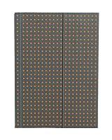 ペーパーオー ノート Grey on Orange A6 罫線 OH9022-9