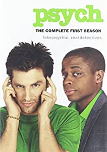 Psych: Complete First Season [DVD] [Import]