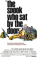 "The Spook Who Sat by theドア – 1973 – 映画ポスター 24"" x 36"" Inches"