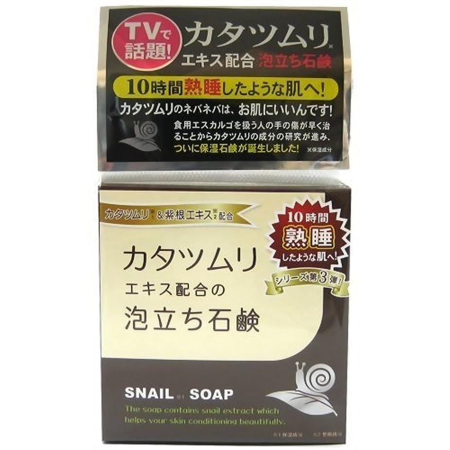 冗談で収容する廃止カタツムリ石鹸 100g