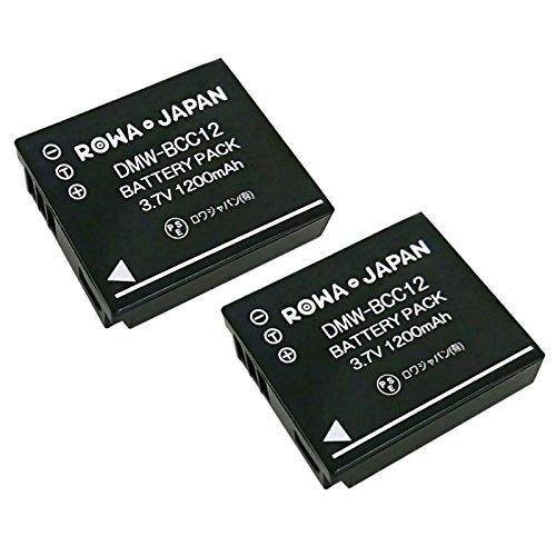 【2個セット】RICOH DB-60 DB-65 互換 バッテリー【実容量高】【ロワジャパン】