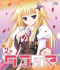 タユタマ -Kiss on my Deity- 第2巻 [Blu-ray]