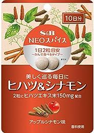 S&B NEOスパイスヒハツ&シナモン 20g×2袋