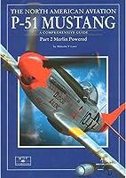 Sam Publications北Amercia航空p-51Mustang Pt。2Merlin # samb024