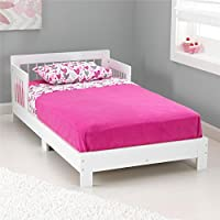 KidKraftヒューストン幼児用ベッド、ホワイト