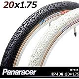 Panaracer(パナレーサー) HP406S フリースタイル 20X1.75 ホワイト タイヤ