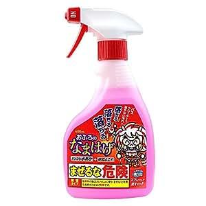 茂木和哉 の ガンコな水アカ+皮脂よごれ落とし 「 おふろのなまはげ 」 浴室用洗浄剤 400ml
