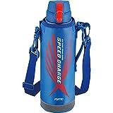 和平フレイズ クール・スポーツボトル ブルー 1L 真空断熱構造 保冷専用 フォルテック・スピード RH-1426