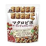 森永製菓 マクロビ派 アーモンドとクランベリー 100g ×5袋