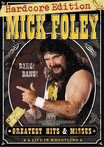WWE ミック・フォーリー グレイテスト・ヒッツハードコア・エディション [DVD]
