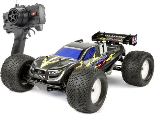 1/8 組立済みエンジンRCカーシリーズ No.32 1/8 RCE ナイトレージ 5.2 プロポ付き完成品 43532