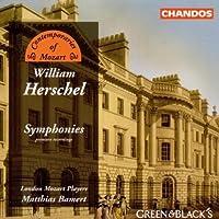 Herschel: Symphonies (2003-04-22)