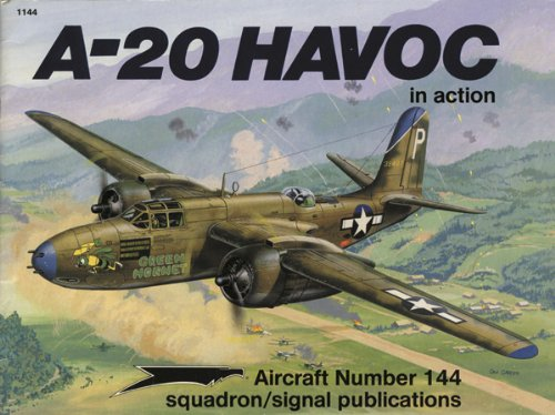 A-20 Havoc in Action (AIRCRAFT)
