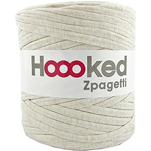 DMC Hoooked Zpagetti フックドゥ ズパゲッティ リサイクルヤーン 超極太 (ロットにより色の変更あり) #Beige ベージュ 約 120m DMC800