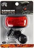 Amazon.co.jpリアライト 5LED 自転車用