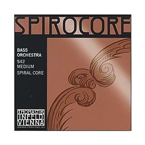 SPIROCORE スピロコア コントラバス弦セット S42 MEDIUM