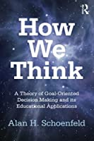 How We Think (Studies in Mathematical Thinking and Learning Series)