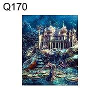 ruixuered-タイガー風景フルDIYダイヤモンド絵画クロスステッチホーム刺繍インテリア - Q170