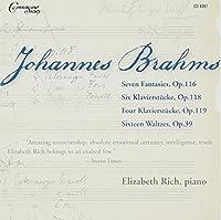 Brahms: Seven Fantasies