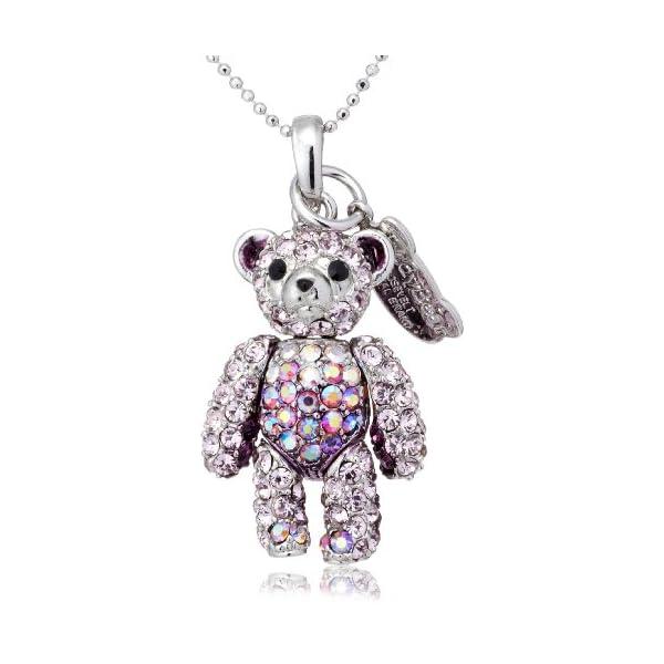 [テディベア] Teddy Bear ペンダント...の商品画像
