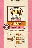 ニュートロ ナチュラルチョイス プレミアムチキン 小型犬用 成犬用 チキン&玄米 3kg