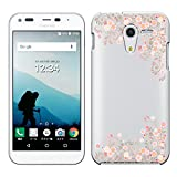 「Breeze-正規品」iPhone ・ スマホケース ポリカーボネイト [透明-Pink] ディグノ Softbank DIGNO F / Y!mobile Digno E 503KC[DIGNO F/ E (503KC)]