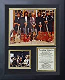"High Quality""Traveling Wilburys"" Framed Photo Collage, 11 x 14-Inch"
