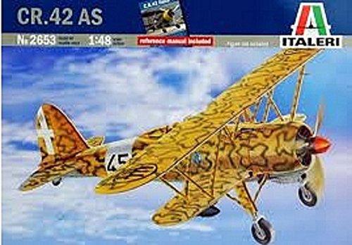 イタレリ 2653 1/48 フィアット CR.42 AS ファルコ