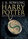 Harry Potter and the Deathly Hallows (Harry Potter 7)(UK) Adult Edition