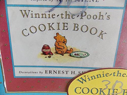 Winnie-the-Pooh's Cookie Book Baking Set