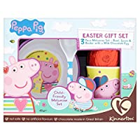 Kinnerton Peppa Pig Chocolate Easter Egg Gift Set 45g - Kinnerton Peppa Pigチョコレートイースターエッグギフトセット45g