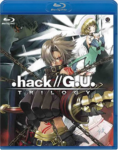 .hack//G.U. TRILOGY Blu-ray