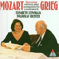Mozart/Grieg;Piano Sonatas