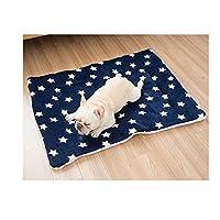 ペットパッド、ノンスティック寝眠り毛布キルト (サイズ さいず : S s)