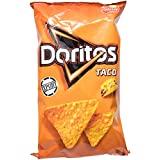 Doritos Taco Tortilla Chips, 198.4g