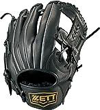 ZETT(ゼット) ソフトボール デュアルキャッチ グラブ (グローブ) オールラウンド用 左投げ用 ブルー(2300) BSGB53810