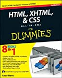 HTML, XHTML and CSS All-In-One For Dummies by Andy Harris (2010-11-16)