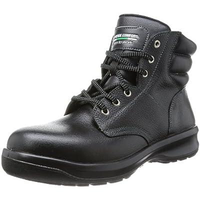 [ミドリ安全] 安全靴 中編上 G3220 (ブラック/28.0)