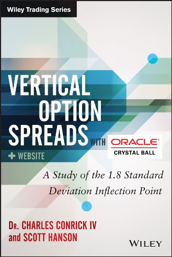 Download Vertical Option Spreads, + Website: A Study of the 1.8 Standard Deviation Inflection Point (Wiley Trading) 1118537009