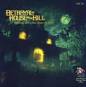 Betrayal at House on the Hill 丘の上の裏切者の館 ボードゲーム