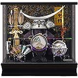 五月人形 ケース入り 兜 旭 パノラマアクリルケース 幅38cm [fn-31] 端午の節句