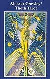 Original Aleister Thoth Tarot. 80 Karten: Mit Beiheft: Eine Beschreibung von Aleister Crowley, mit e. Vorw. v. Hymenaeus Beta, 50 S