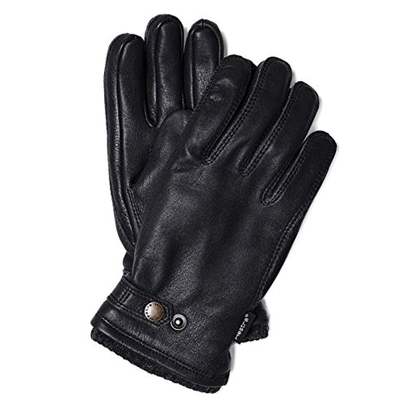 不公平地上で雷雨Hestra Elk Utsjo Glove – Men 's
