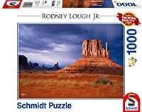 Rodney Lough, Left Handed, 1.000 Teile Puzzle