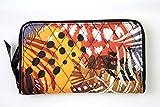 Best ヴェラ・ブラッドリーアコーディオン - Vera Bradley(ヴェラ・ブラッドリー)アコーディオン ウォレット(レディース 長財布)【PaintedFeathers】#15657 onesize,PaintedFeathers [並行輸入品] Review
