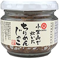 タケサン 小豆島で炊いたちりめんじゃこ 40g×3本
