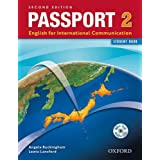 Passport Second Edition Level 2 Student Book with CD