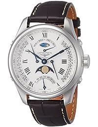 [ロンジン]LONGINES 腕時計 ロンジン マスターコレクション 自動巻き L2.738.4.71.3 メンズ 【正規輸入品】